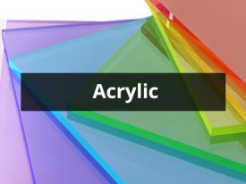 material-acrylic