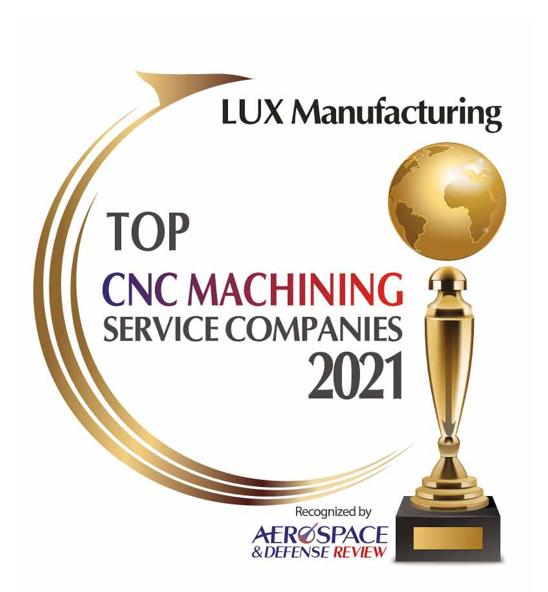 Top CNC Machining Service Company 2021
